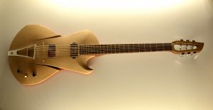 thin lizzy in maple + rosewood