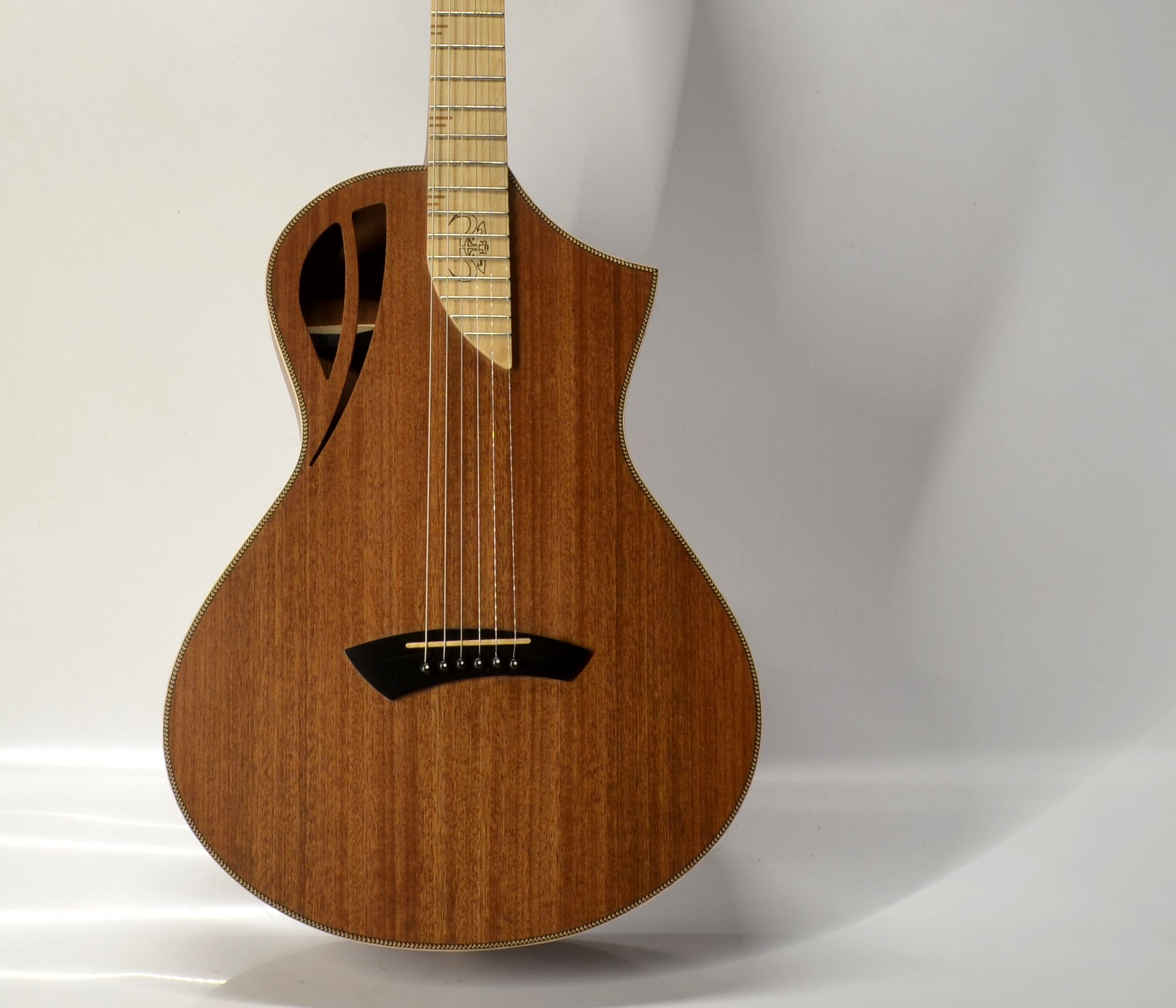 orchestra: lion  all african mahogany with lattice bracing   from around US$4750